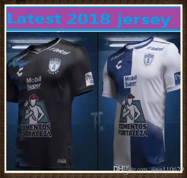 5e01f252c Size S-XXL 2018 2019 Manga Liga LIGA MX Club Pachuca Soccer Jersey 18 19  MANII GARCIA JARA KSK Pachuca Football Shirts Basketball Jerseys Football  Jerseys ...