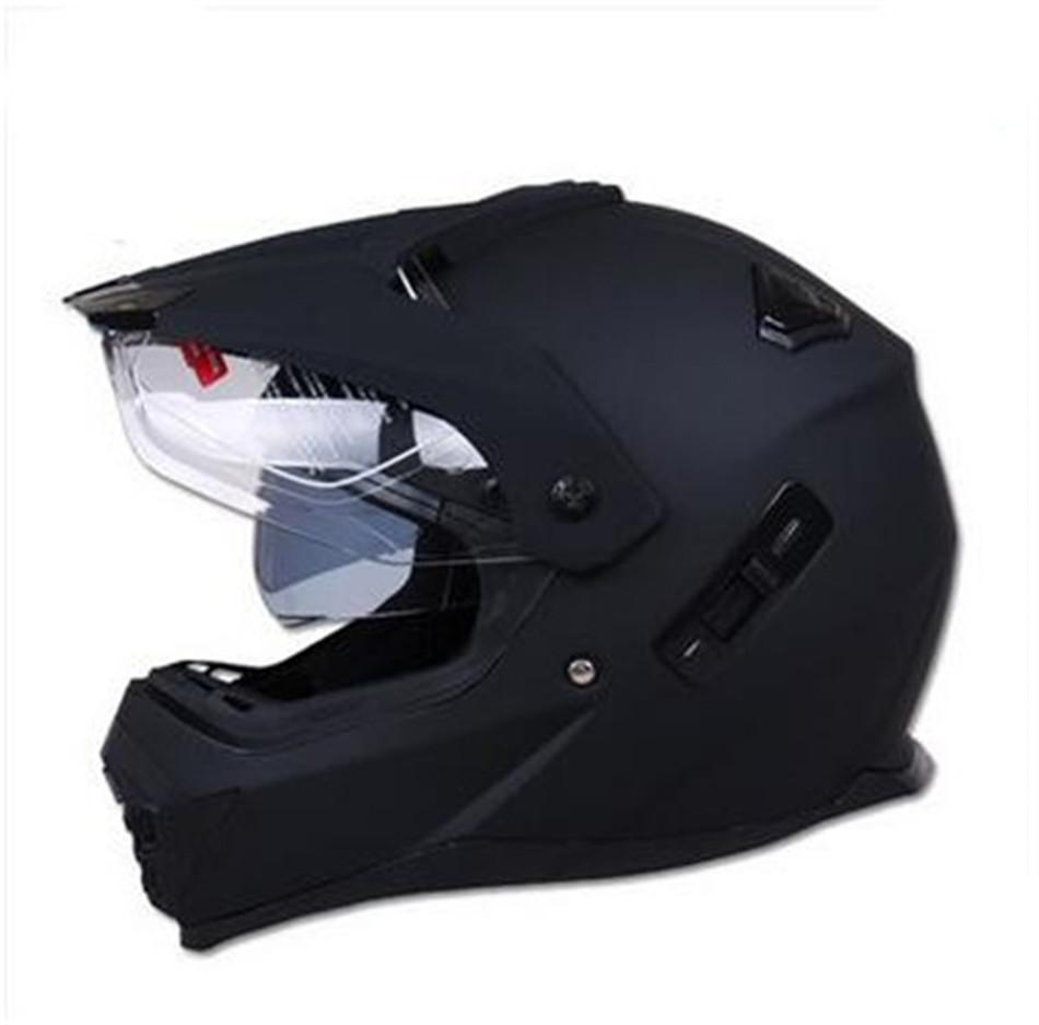 Snowmobile Helmets For Sale >> Helmets Adult Snowmobile Helmet Mens Womens Full Face Double Lens Helmet In Motorbike Protective Purple Small
