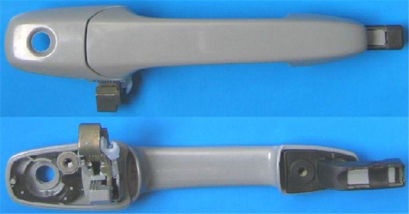 Внешняя наружная ручка двери передняя или задняя левая правая грунтовка для Mazda 3 2003-2008 6 2002-2005 CX7 07-09 RX8 03-09 GJ6A/GV2A-58/59/72/73-410