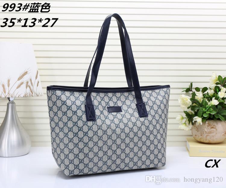 be17bfafe7 Wholesale 2018 Luxury Women Bags Handbag Famous Designer Handbags Ladies  Handbag Fashion Tote Bag Women S Purse Bags Hand Bag 993 Fashion Handbags  Large ...