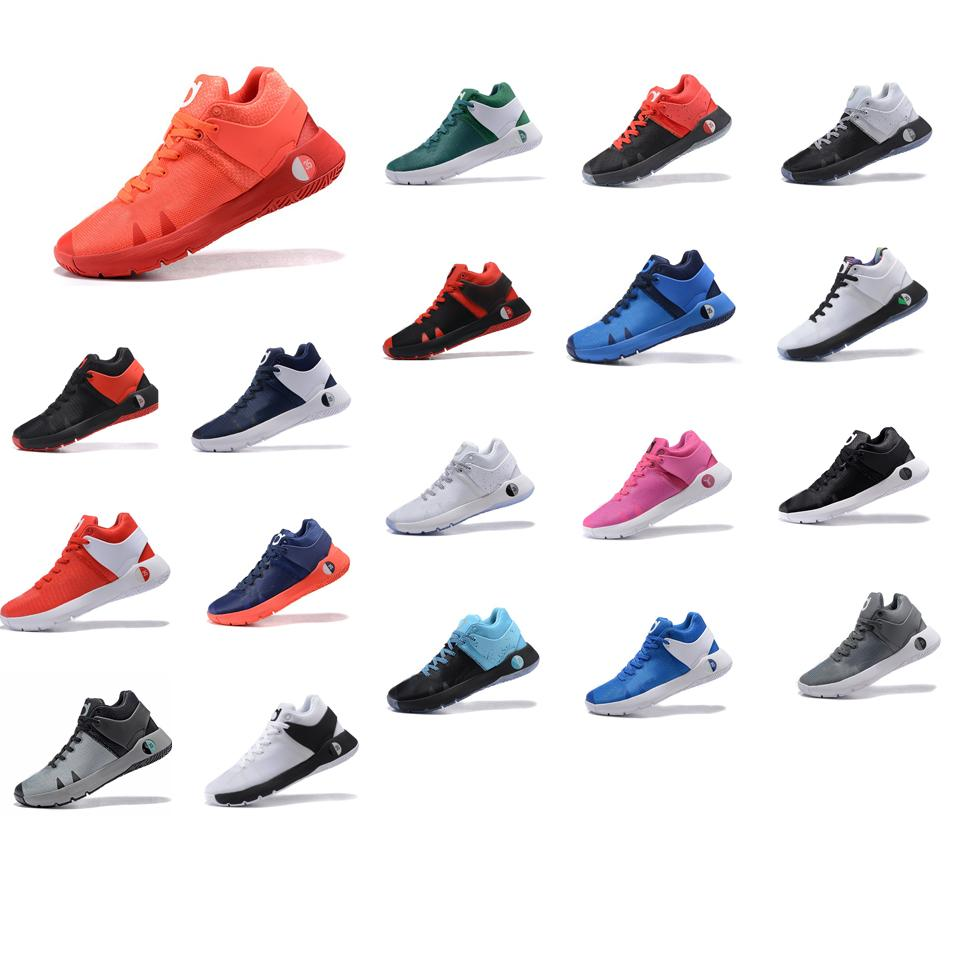 1ce2c2b88cfd 2019 Cheap Men KD Trey 5 IV EP Basketball Shoes Blue Team Red Bred Black  Rise Shine Kds Kevin Durant Air Flights Sneakers Boots Tennis For Sale From  ...