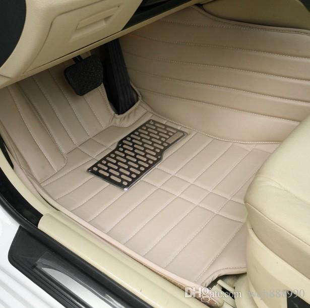 Good Quality Car Floor Mats For Dodge Challenger Avenger Charger