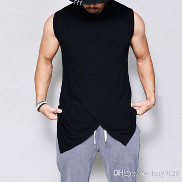d94b5853277c3 Men Tank Tops Male Undershirt Brand High Quality Men s Casual ...
