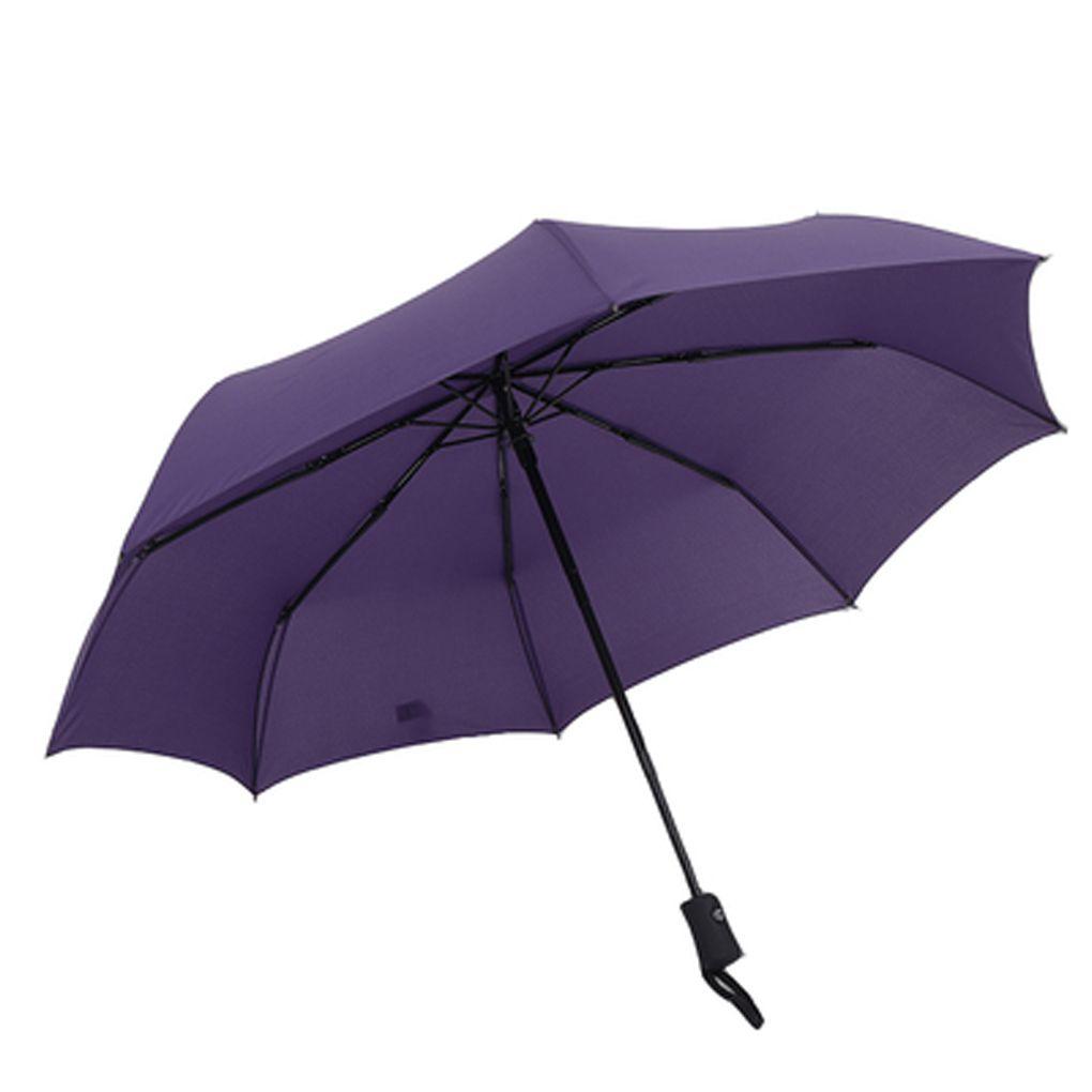 a9d1709cb Men Business Big Umbrella Fully Automatic 3 Fold Strong Waterproof  Windproof Umbrella Big Umbrella Windproof Umbrella Business Umbrella Online  with ...