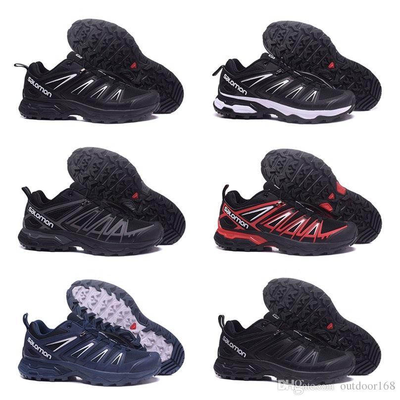 Men Salomon Xa Kuban Sneakers & Athletic Shoes PhantomBlack