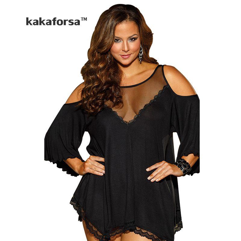 2018 Kakaforsa Women Sexy Fashion Befree Underwear Plus Size