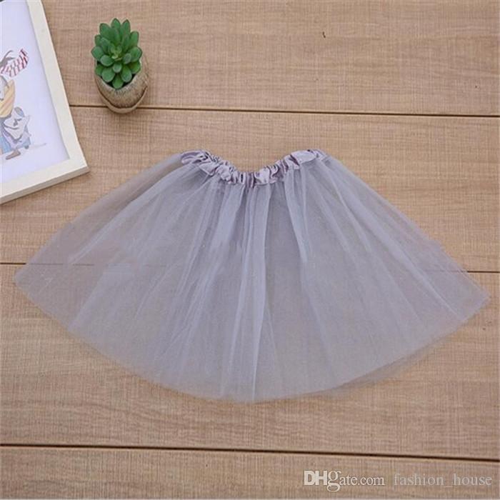 Baby Girls cheap skirt Childrens Kids Dance Clothing Tutu Skirt Pettiskirt Dancewear Ballet Dress Fancy Skirts Costume A08