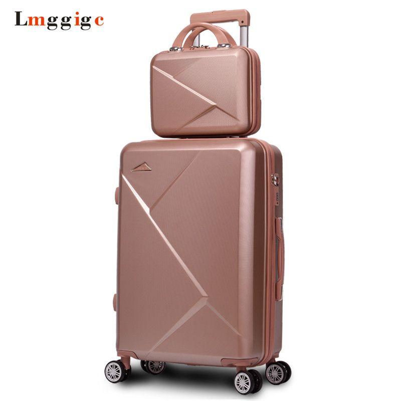 5211e5248983 Women Luggage Bag Set