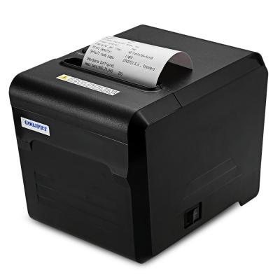 GOOJPRT JP80A Thermal Receipt Printer with USB Serial Port 80mm Portable  Machine for Android iOS