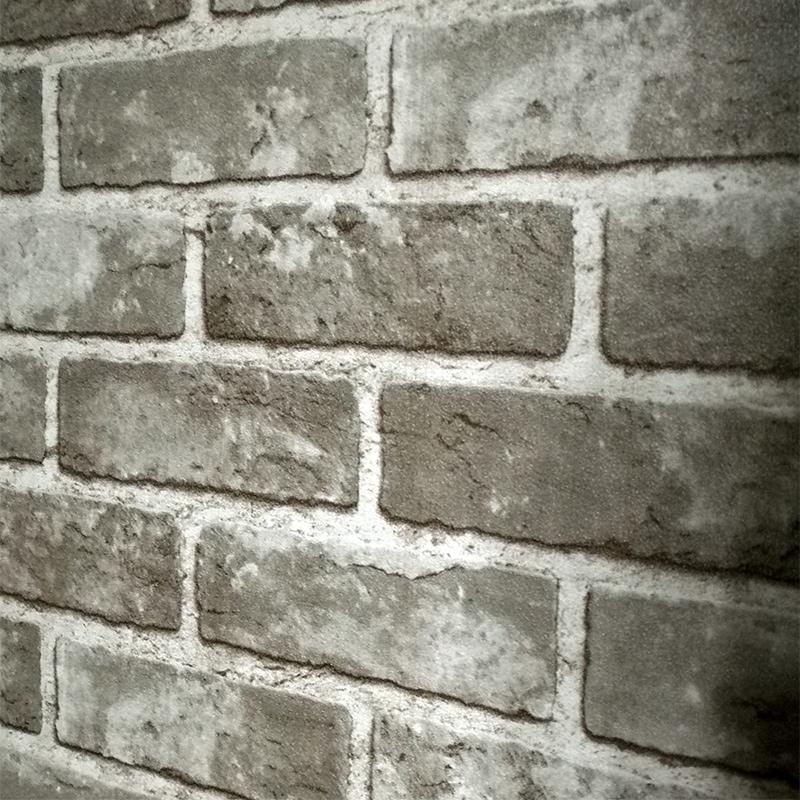 Acheter Vintage Style Chinois Brique Mur Papier Peint Chambre Salon 3D PVC  Brique Pierre Papier Peint Pour Murs Rouleau Papel De Parede 3D De $54.04  Du ...