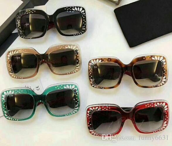 Compre Mulher Moda Designer De Luxo Óculos De Sol Bibliotecário Óculos De  Condução De Vidro Óculos De Sol Lady Grande Quadro De Proteção De Praia  Óculos De ... 0d92dd8d88