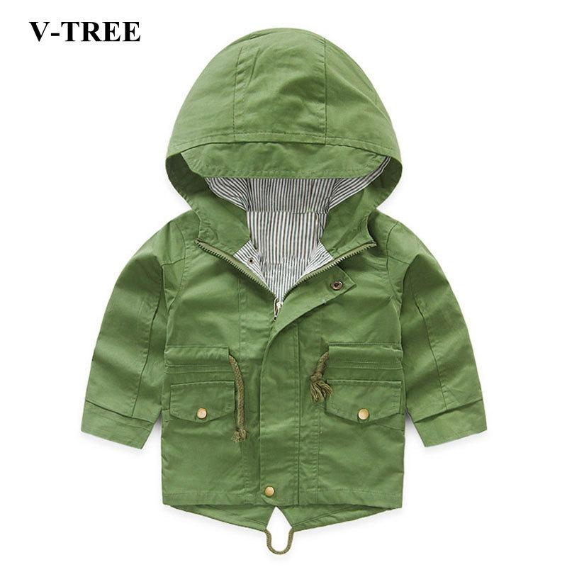 4fa12ae84 Vtree Children Jcaket Baby Boys Jacket Hoodies Cute Fish Print Coat Outwear  For Boy Kids Spring Autumn Clothes Tops Baby Toddler Y18102608 Kids Black  ...