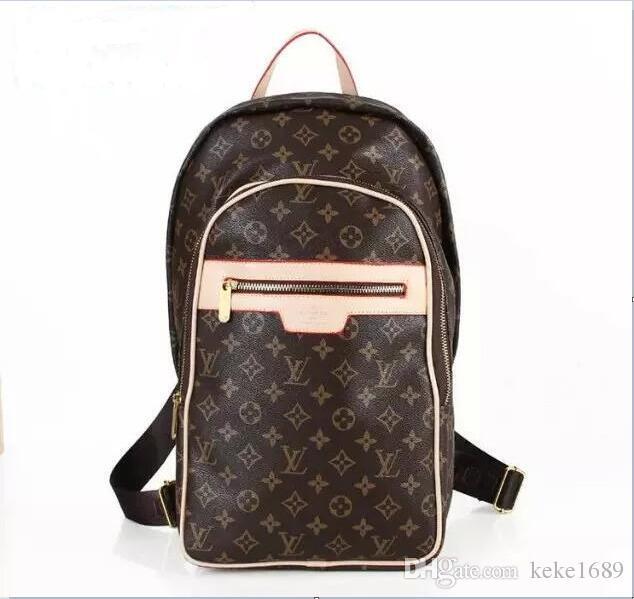 00b39bf16fe Louis vuitton women Men Hot Sell Classic Fashion Bags Women Men Backpack  Style Bags Duffel Bags Unisex Shoulder Handbags Bags Online with   53.9 Piece on ...