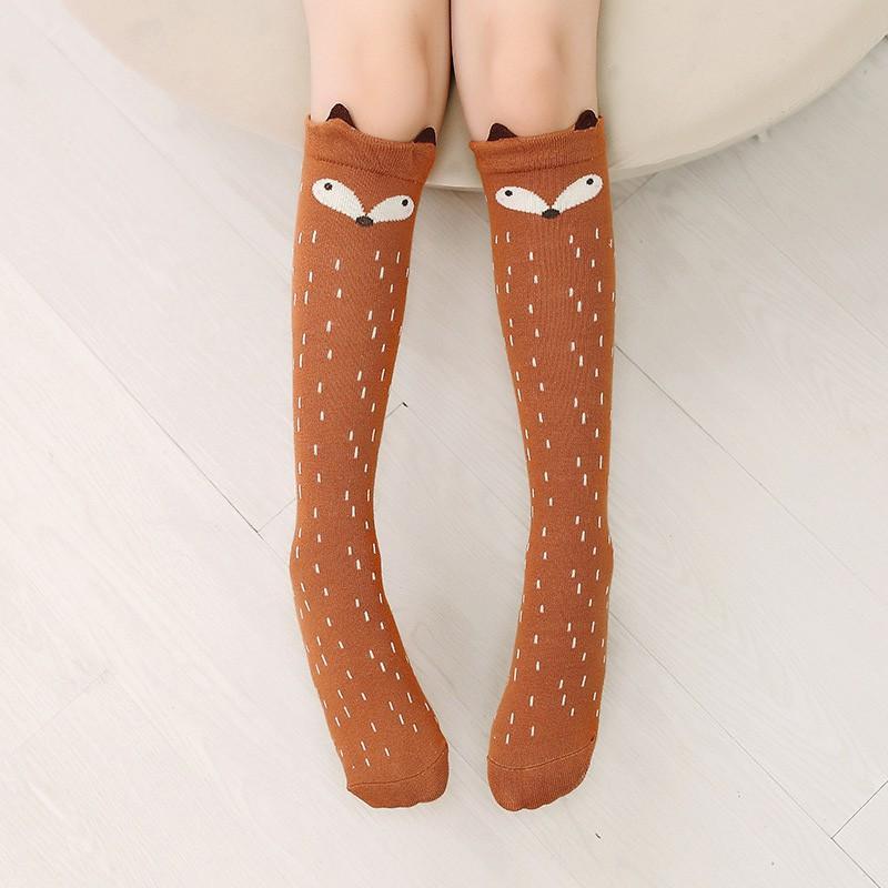 d939d1a16db 3 12T Children Kids Girls Knee High Socks Baby Girls Bow Sock Leg Warmer 9 Solid  Color Toddler Baby Girl Accessories Socks Popular Socks Interesting Socks  ...