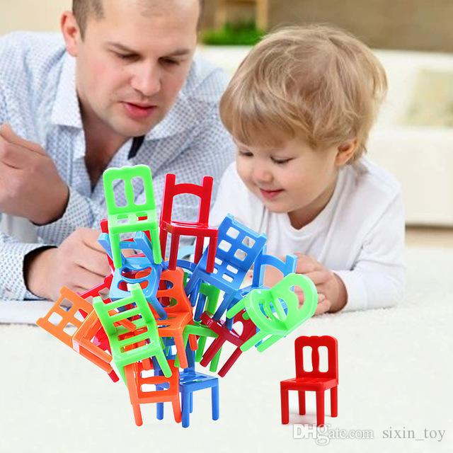Superbe 2018 Balance Chairs Board Game Children Kids Educational Balance Toys  Puzzle Board Game Environment Friendly ABS Plastic From Sixin_toy, $2.17 |  DHgate.Com