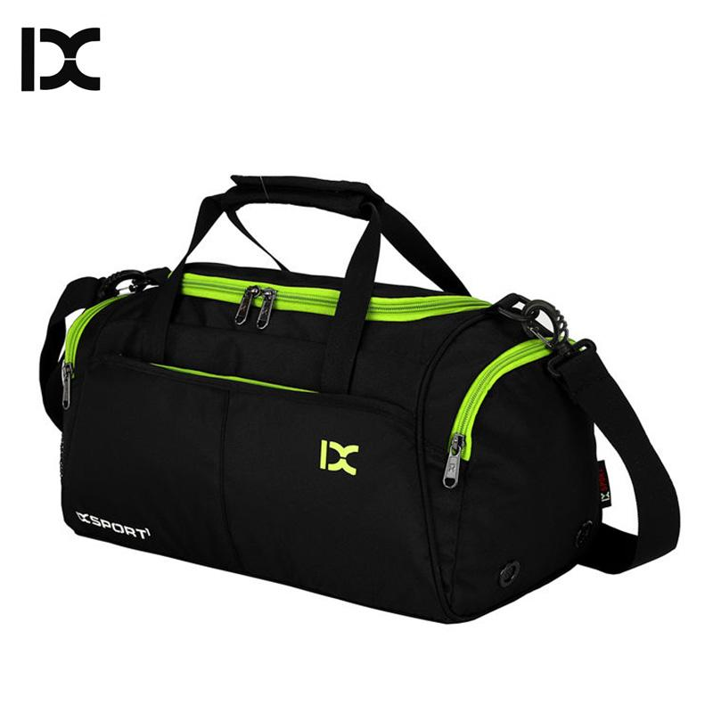 2dfdf53539da 2019 IX Travel Yoga Bags Gym Fitness Bag Outdoor Sports Duffle For Women  Men Wet Dry Sac De Sport Handbags Nylon Tas Bolsa XA477WD From Fwuyun