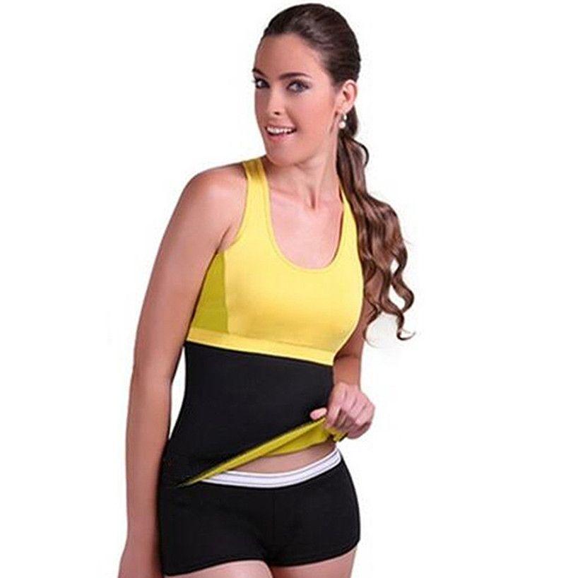 dd3d8c3ef5 2019 Hot Slimming Belt Shaper Hot Waist Trimmer Body Shapers Slimmer Belt  Plus Size Fitness Compression Slim Waist Trainer Belts From Merrylady