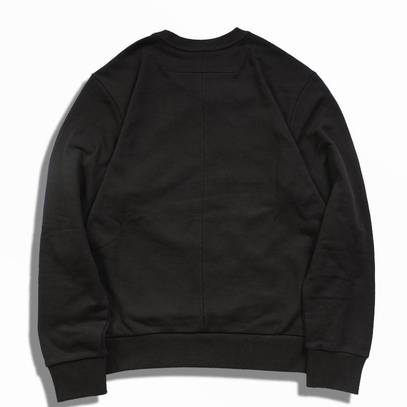 2018 حار بيع جديد أزياء الرجال مقنع البلوز ماركة الملابس السوداء الخماسي إلهة طويلة الأكمام الرجال هوديس بلوزات المحملة