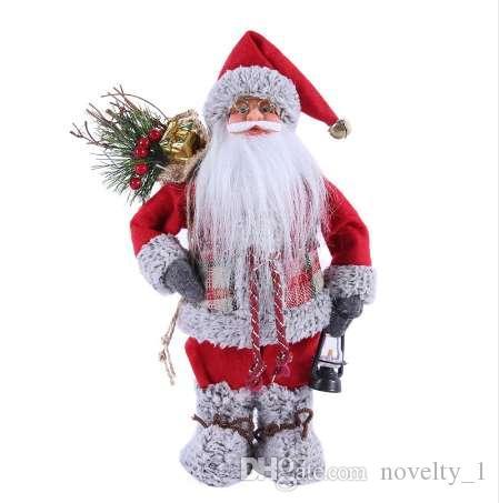 Santa Claus Beard Creative Desktop Decoration Christmas Ornaments Drawing Dolls Decor Home Decorations From