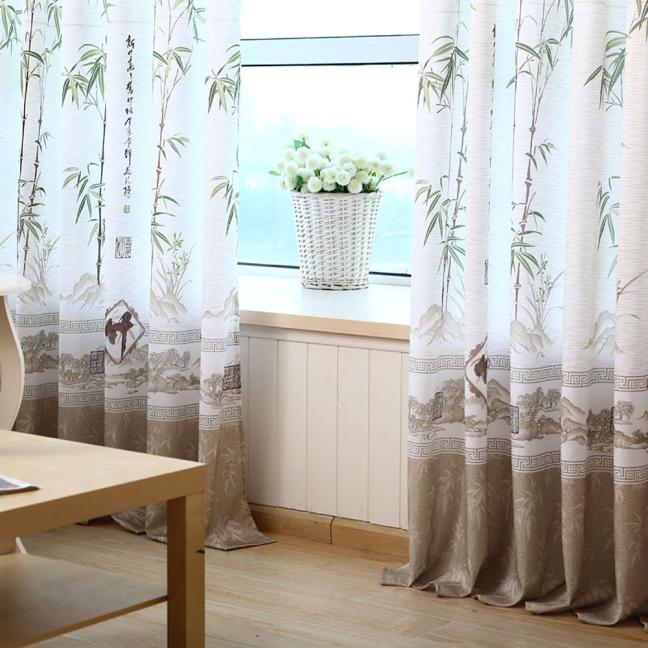Großhandel Vorhang Schlafzimmer Wohnzimmer Hohe Qualität Heißer ...
