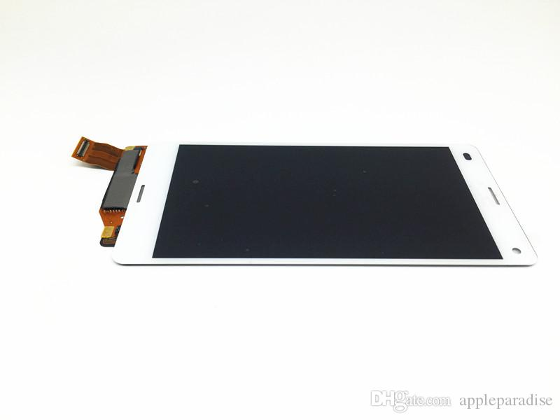 4.6 pollici Sony Xperia Z3 Display LCD compatto Z3 mini D5803 D5833 z3mini LCD Touch Screen Digitizer Assembly