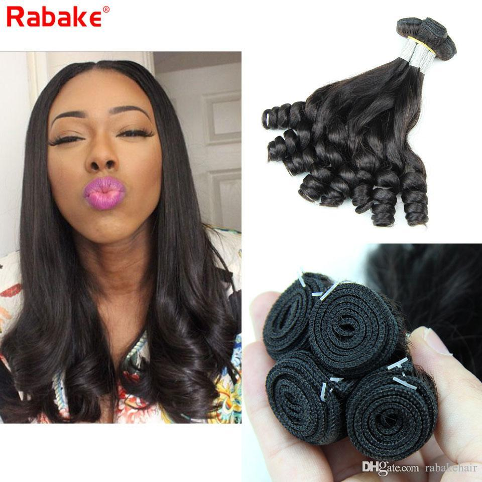 3 Or 4 Funmi Remy Human Hair Bundles Romance Curls Rabake Aunty Bouncy Egg  Curls Malaysian Funmi Curly Styles Weave Extensions For Women Best Human  Hair ... a56c79ba43