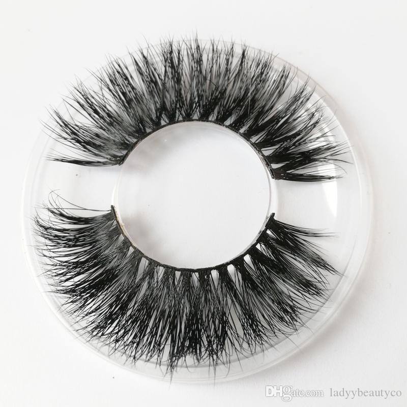 private logo mink hair eyelashes false eyelashes sexy eyelash lady gaga eyelashes glitter paper round eyelash box add label mink eye lashes