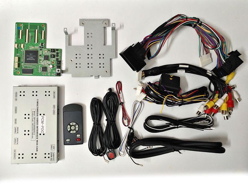 Car Multimedia Video Interface for Porsche 2010 with PCM 3 1 Head Unit