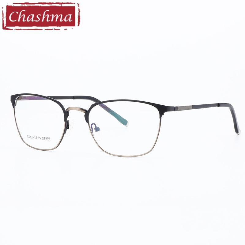 952e095c9ae 2019 Chashma Brand Round Eyeglasses Frame Women Big Circle Quality Optical  Glasses Frames Mens Eyeglasses For Prescription Lenses From Mudiaolan