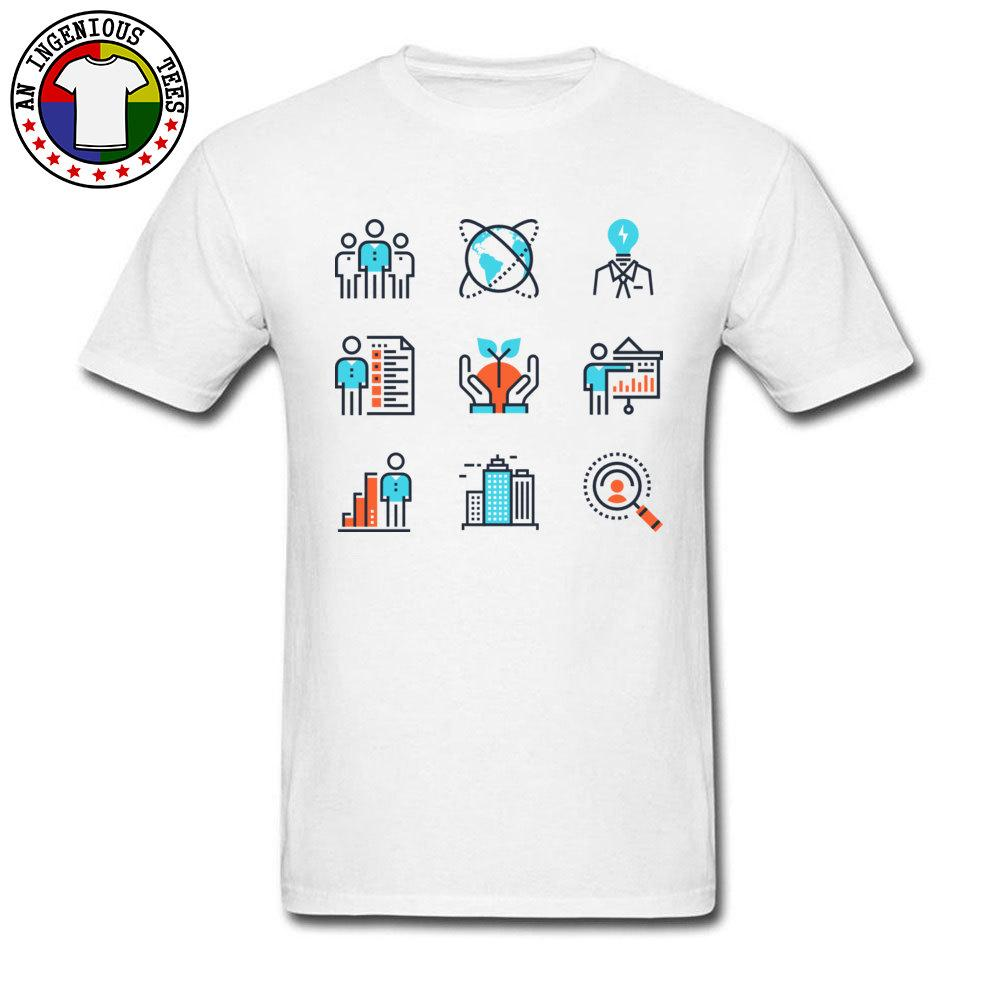 9d4db7a53 Internet Corporate Trade Business Tops Tees Creative Graphic Design 100%  Cotton Adult T Shirts Worker Tops Shirts Wholesale Silly Tee Shirts Tee  Shirt Site ...