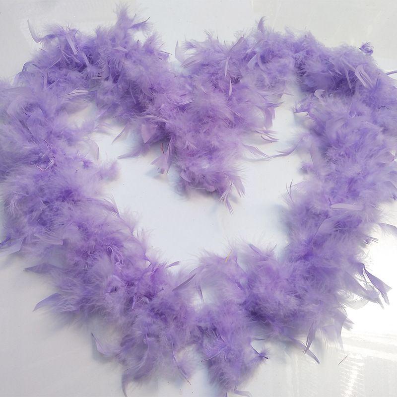 Feather Boas Glam Flapper Fashion Hot Flapper Dance Fancy Dress Costume Accessory Scarf Wrap Burlesque Saloon Décor New 5xx Z