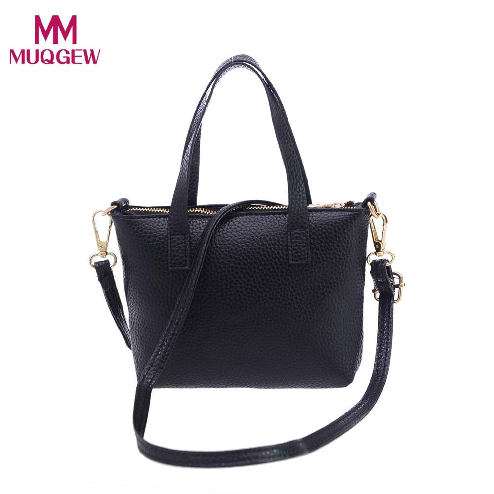 abe2f01015de Hot Sale Fashion Women Handbag Shoulder Bag Tote Ladies Purse PU Leather  Women S Totes Zipper Womens Crossbody Bags Handbag Mens Leather Bags Laptop  ...
