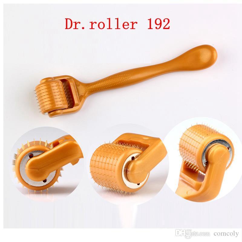 الكورية منتجات العناية بالبشرة Dr.Roller 192 التيتانيوم مايكرو إبرة ديرما الأسطوانة الجمال الوجه التجاعيد مزيل مكافحة تساقط الشعر