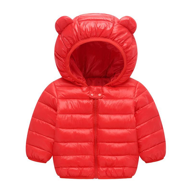 2018 Autumn Light Korean Girl Jacket Toddler Girl Coat With Hoodies Ear  Teenage Boys Clothing 9 Colours Rabbit Clothes Child Y18102608 Kids Jackets  Boys ... 2e7480428