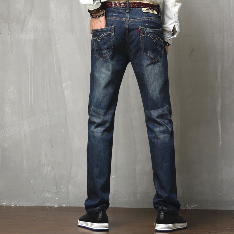 f8b6e87c49 Compre Nueva Marca De Moda De Verano Jeans Para Hombres De Alta Calidad De  Color Azul Jeans Hombres Marca Diseño Denim Biker Mens Pantalones A  22.08  Del ...