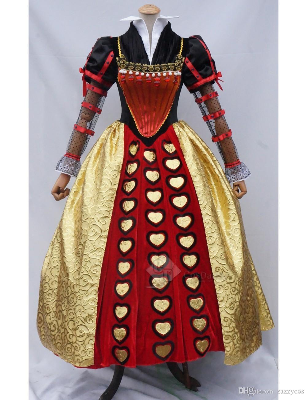 Die Rote Königin Iracebeth