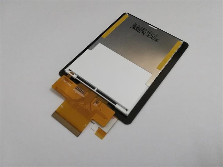 FRD280A4001A 2.8 inch 240*TFT LCD module touch screen with ili9341 IC panel and MCU interface panel