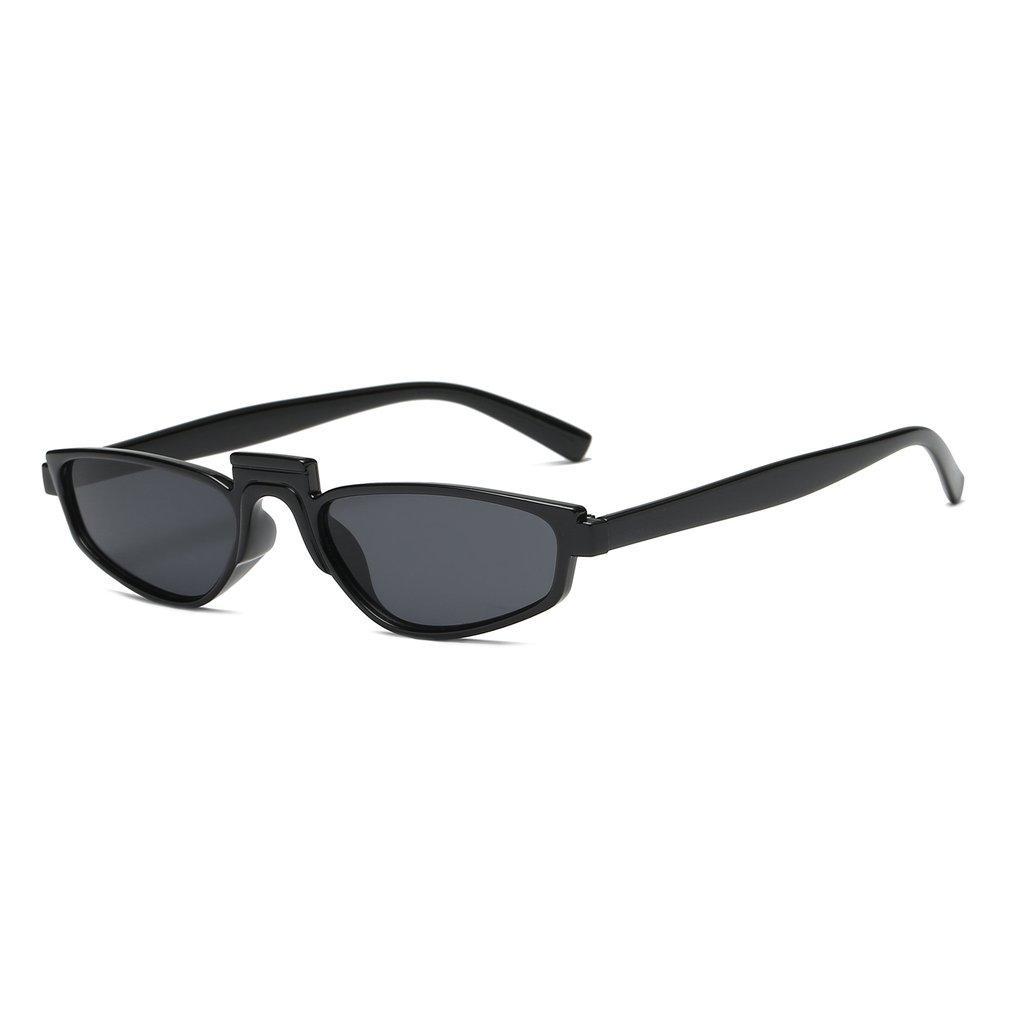 17e49c96ed Compre 2018 Mujer Sexy Cateye Gafas De Sol De Las Mujeres Pequeño Oval  Sunglass Diseñador De La Marca De Calidad Fashoin Gafas Verano Lentes De Sol  Mujer A ...