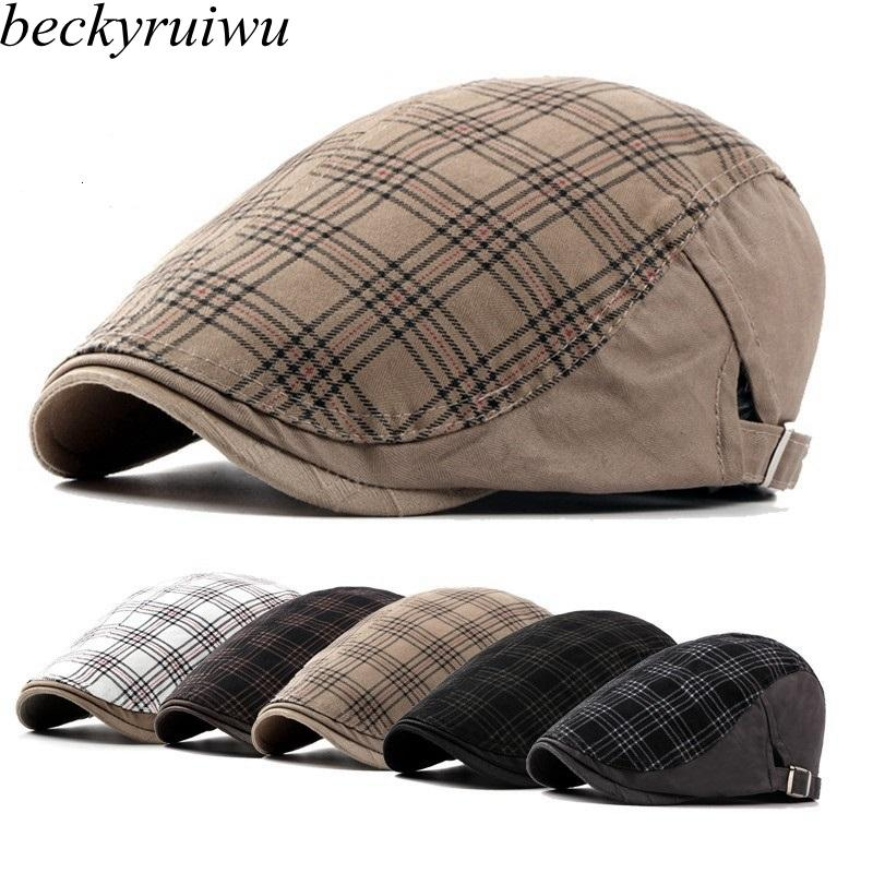 56 62cm Big Head Large Size Hat Cap Male Ivy Hats Men Newsboy Caps Women  Casual Berets UK 2019 From Exyingtao 299739a6638