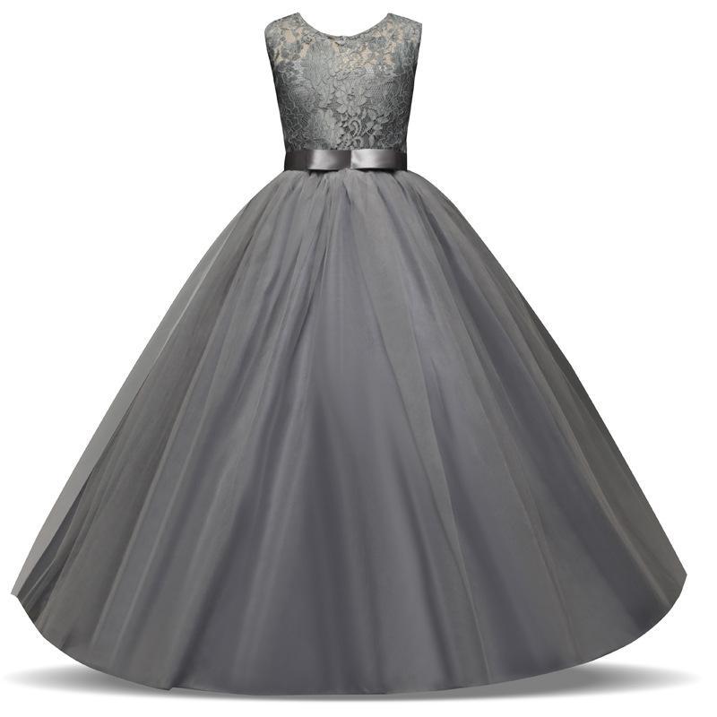 92a0a5d79da4 Child And Hot Girls Skirt Sleeveless Dress Wedding Flower Girl Dress ...