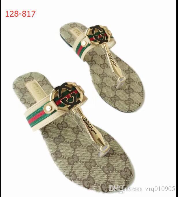 f043f5cf886a 2018 Luxury Brand Womens Fashion Causal Slippers Tian Blooms Print ...