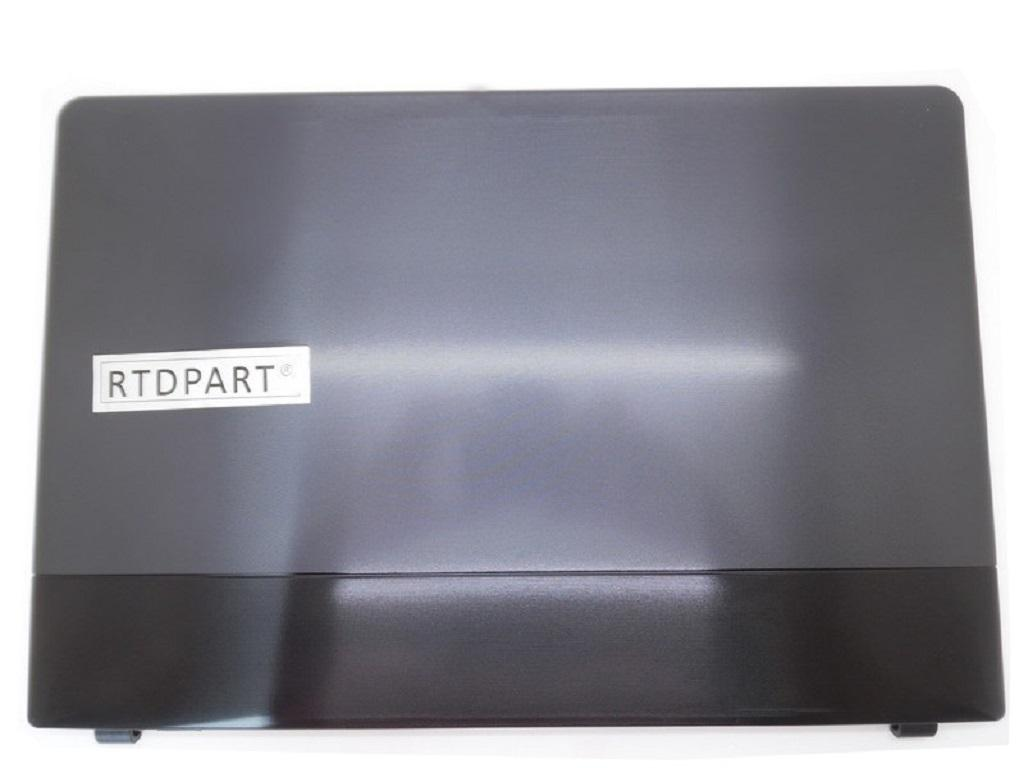 Laptop LCD Top Cover For Samsung NP300E4A 300E4A BA75-04180Bblack strips Back Cover New