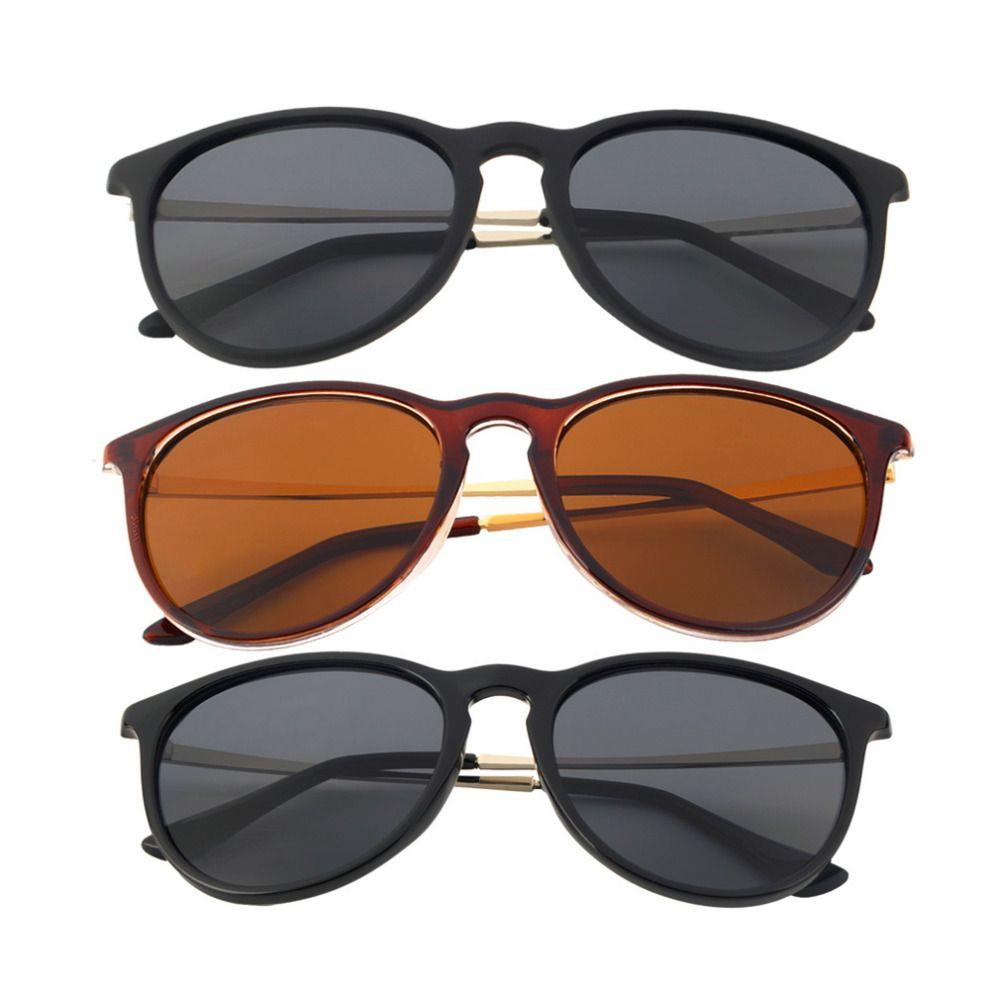 97a247855037b Unisex Retro Vintage Cat Eye Sunglasses Men Women Best Designer Cat s Eye  Round Glasses Fashion Sunglasses Uv400