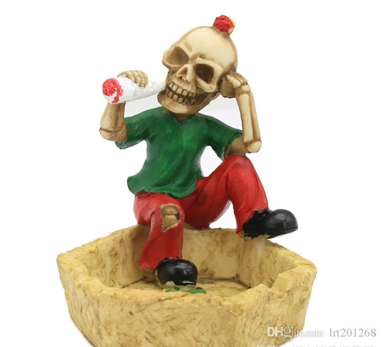 New resin gift ashtray, handicrafts, ashtray Ashtray