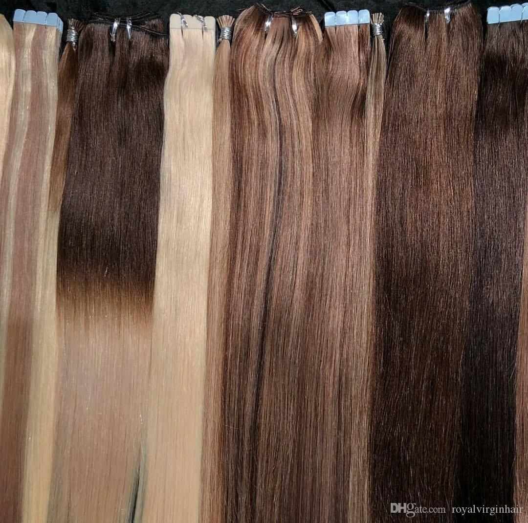 Skin Tape Hair Extensions Image Collections Hair Extensions For