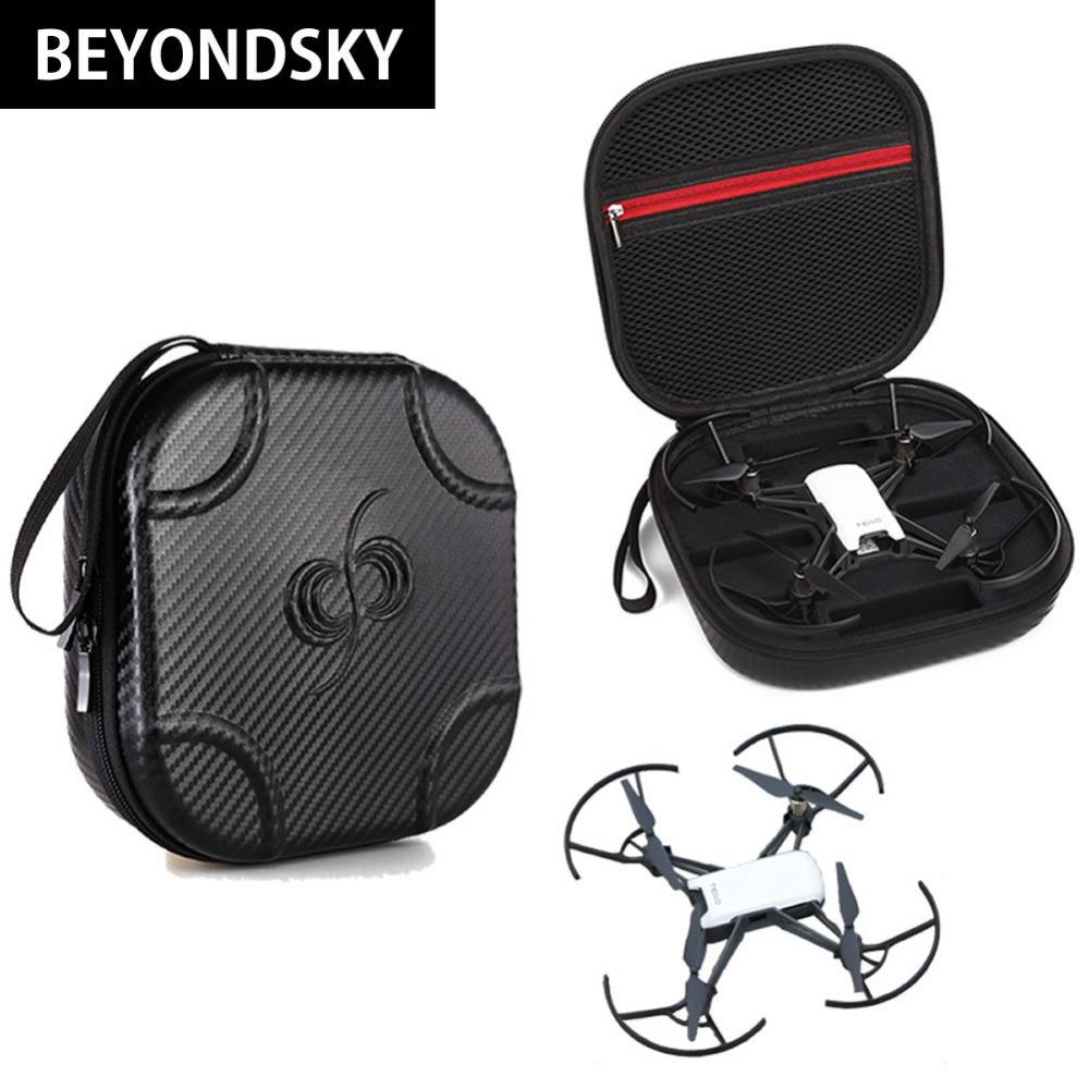 New DJI tello Drone Body Protective Bag Portable Waterproof Storage Case PU  Leather Handbag Advanced Protection TELLO Quadcopter