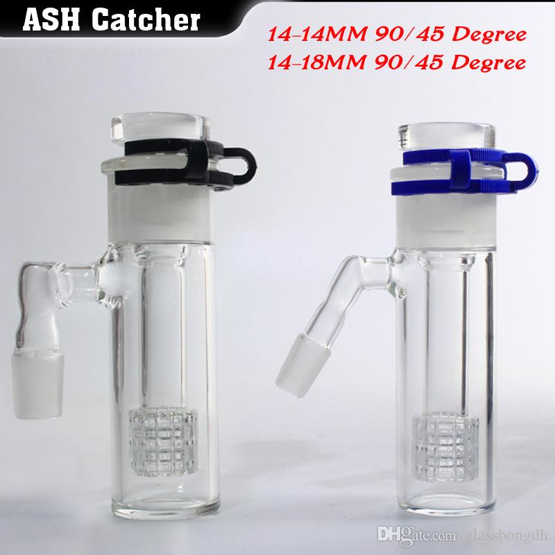 2018 ash catcher ashcatcher Adjust Glass bong 3 parts 18.8MM not glass bong free shipping