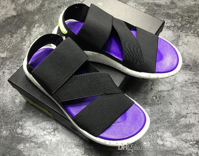 bdabfe946355c Newest Y3 Qasa Sandal Summer Shoes Fashion High-Q Tubular Y3 ...