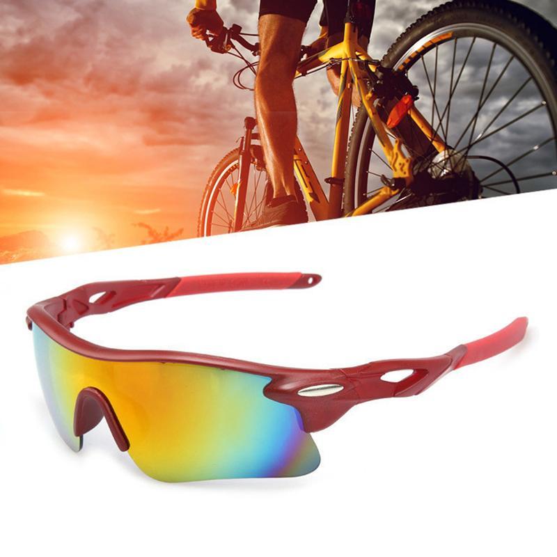 ca3feff82 2018 New Cycling Glasses Bike Eyewear Sports Sunglasses Bicycle ...