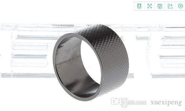 Replacement stainless steel sleeve ring for av able 18650 mechanical